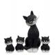 Статуэтки кошек, фигурки кошек