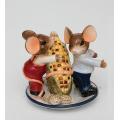 Фигурки мышей
