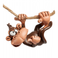 Фигурки обезьян