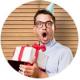 Подарки мужчине на день рождения
