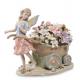 Керамические и фарфоровые цветы и букеты