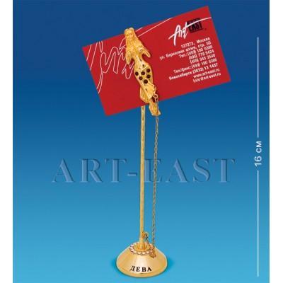 """Держатель для визиток """"Дева"""" 4x3,5x16 см., Crystal Temptations, США"""