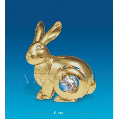 "Фигурка ""Кролик"" 6x4x7 см., Crystal Temptations, США"