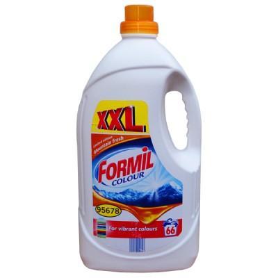 Жидкое стиральное средство Formil Color  для стирки цветного белья 5 л