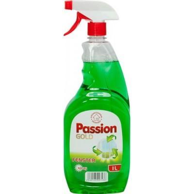 Средство для мытья стёкол Passion Gold Fenster Green 1000 мл