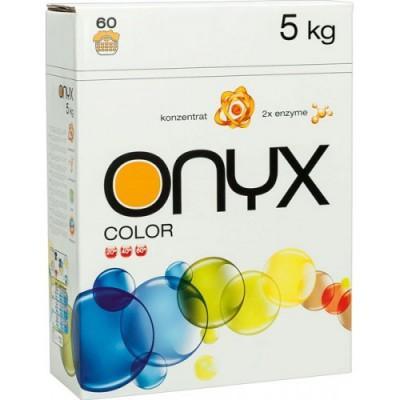 Стиральный порошок концентрат для цветного белья Onyx Color 5 кг