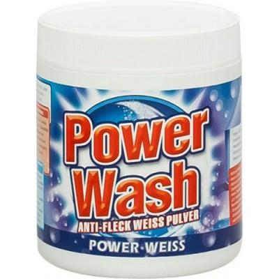 Отбеливатель для тканей Power Wash Anti-Fleck Weiss Pulver 600 гр