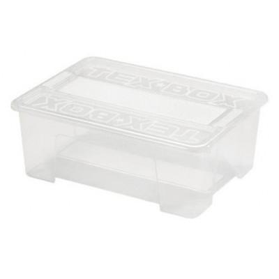 Контейнер для хранения 25 л, 38х28х27 см Heidrun 7205