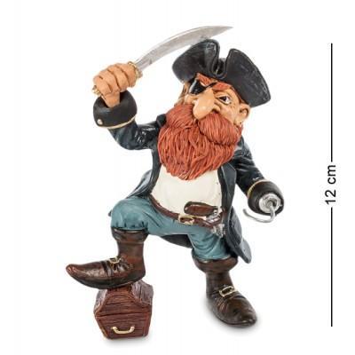 "Фигурка Пират ""Рыжая Борода"" 9x6x12 см., полистоун Warren Stratford Канада"
