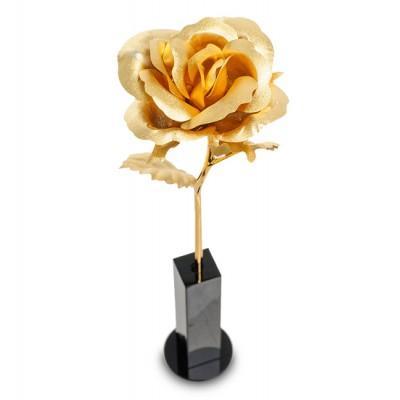 Роза малая 19 см., Gold Leaf Италия