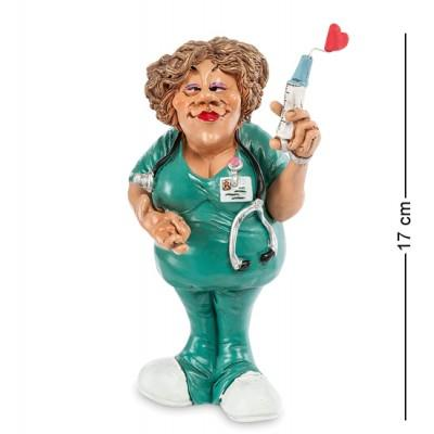 """Статуэтка """"Медсестра"""" 8x8x17 см., полистоун Warren Stratford Канада"""