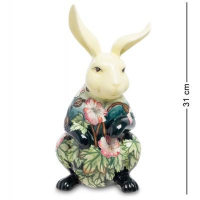 """Фигурка """"Кролик"""" 18x15x31 см., фарфор Pavone, Италия"""
