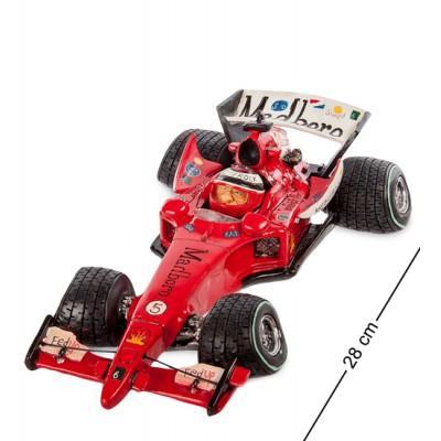 """Статуэтка машина """"Pole position"""" 28x18x8 см., полистоун Warren Stratford Канада"""