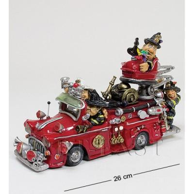 "Статуэтка машина ""Firetruck"", 26 см., полистоун Warren Stratford, Канада"