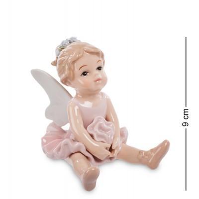 """Фигурка """"Балерина-ангелочек"""", 10x8x9 см., Pavone, Италия"""