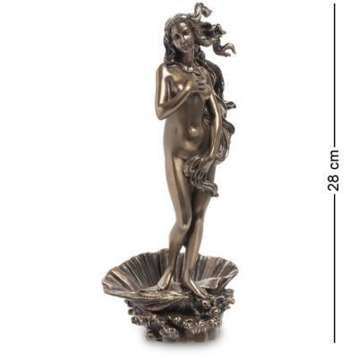 """Статуэтка """"Рождение Венеры"""", 12,5х10,5х28,5 см., полистоун Veronese, Гонконг"""