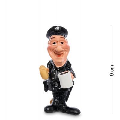 Статуэтка ''Полицейский'', 4,5х3,5х9 см., полистоун Warren Stratford, Канада