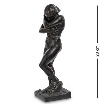 "Статуэтка ""Ева"" Огюста Родена 6x6x20 см., полистоун Parastone, Нидерланды"