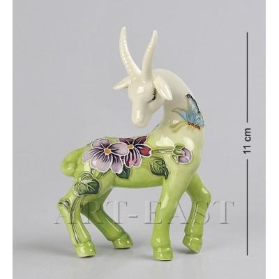 """Фигурка """"Коза"""", 11 см., фарфор Pavone, Италия"""