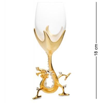 """Бокал для вина """"Дракон"""" 8,5x7x18 см., Гонконг"""