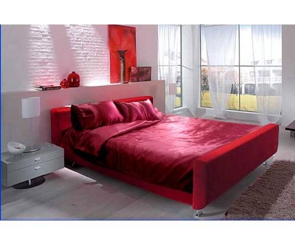 Комплект постельного белья Евро, Атлас (ЕA0027)