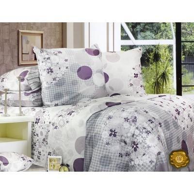 Комплект постельного белья Евро, Бязь-100% хлопок (ЕТ0312)