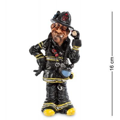 """Статуэтка """"Пожарный"""" 8,5x6,5x16 см., полистоун Warren Stratford Канада"""