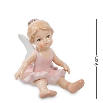 """Фигурка """"Балерина-ангелочек"""", 10,5x8,5x8,5 см., Pavone, Италия"""