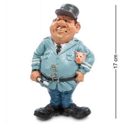 """Фигурка """"Инспектор"""", 10x7x17 см., полистоун Warren Stratford, Канада"""