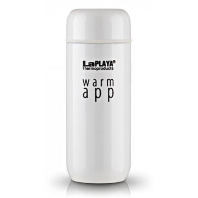 Термокружка LaPLAYA Warm App 0,2 л белая