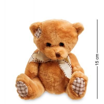 Мягкая игрушка Медвежонок., 15 см., PT-52-C