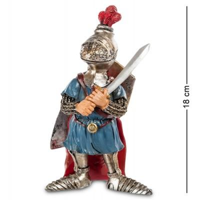 """Фигурка рыцарь """"На страже"""" 11x7x18 см., полистоун Warren Stratford Канада"""