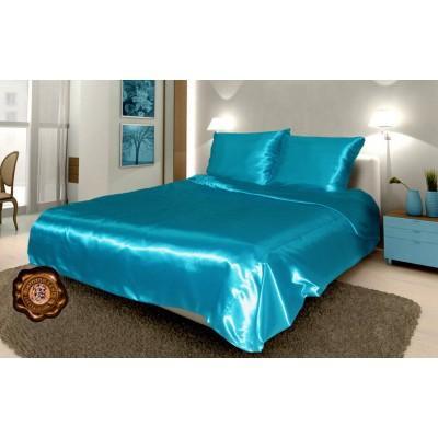 Комплект постельного белья Двуспальный, Атлас (2-х сп.ЕA0031)