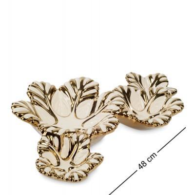 Менажница 49,5x33,5x8,5 см., Art Ceramic, Чехия