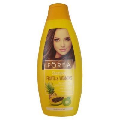 Шампунь для волос Forea с фруктами, 500 мл., Германия