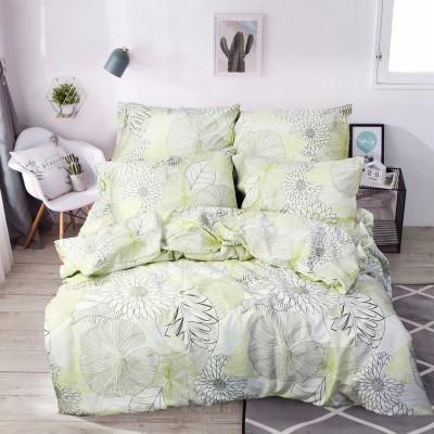 Комплект постельного белья Евро, Сатин (ЕС0184)