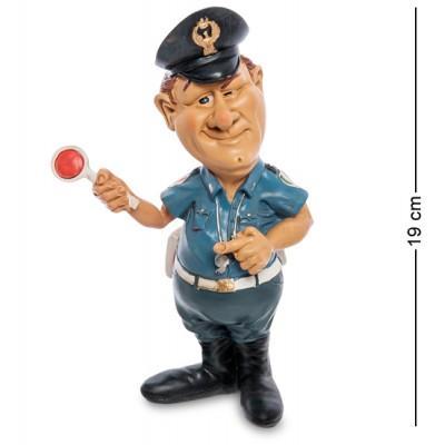 Статуэтка ''Сотрудник ГАИ'', 10х6х19 см., полистоун Warren Stratford, Канада