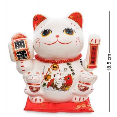 """Статуэтка """"Кошка манэки-нэко"""", 20x13x19 см"""