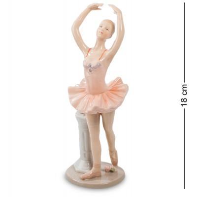 """Фигурка """"Балерина"""", 7,5x6,5x18 см., Pavone, Италия"""