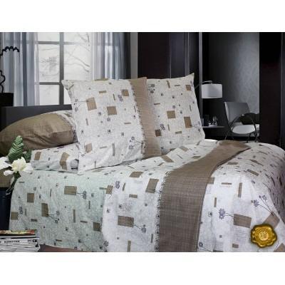 Комплект постельного белья Семейный, Бязь-100% хлопок (ЕТ0412)