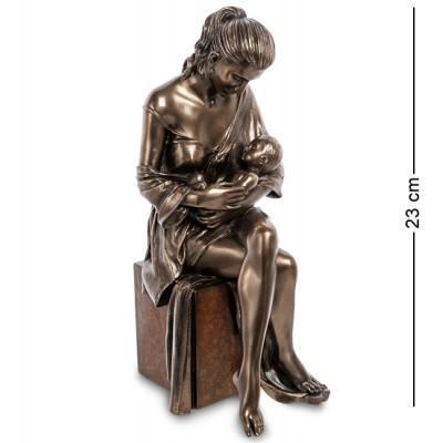 "Статуэтка ""Мать с ребенком"", 9х7х22 см., Veronese, Гонконг"
