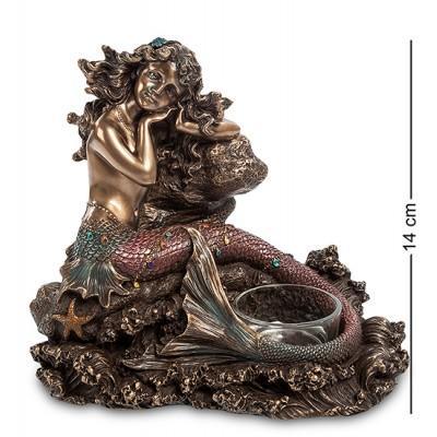 """Статуэтка-подсвечник """"Русалочка"""" 16x8,5x14 см., Veronese, Гонконг"""