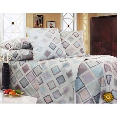 Комплект постельного белья Семейный, Бязь-100% хлопок (ЕТ0492)