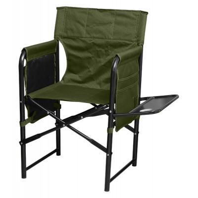 Кресло портативное Time Eco Режиссерское с полкой