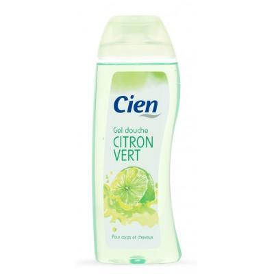 Гель для душа Cien Gel Douche Citron Vert 300мл