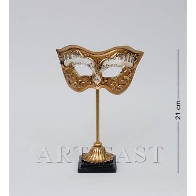 "Фигурка ""Венецианская маска"" 15x6,5x21 см., полистоун Noble Style"