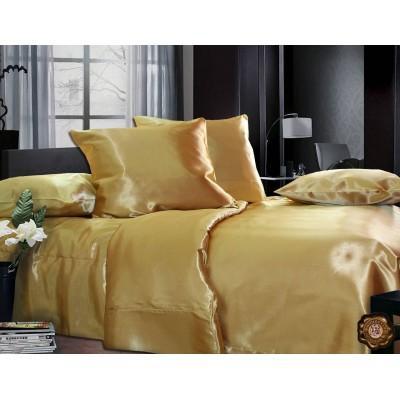 Комплект постельного белья Полуторный, Атлас (1.5-сп.ЕА0020)