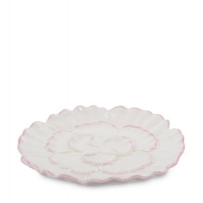 "Десертная тарелка ""Гвоздика"" 16 см., Pavone, Италия"