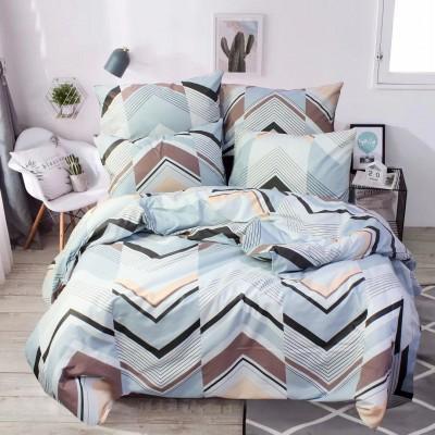 Комплект постельного белья Двуспальный, Бязь-100% хлопок (2-х сп.ЕТ0726)