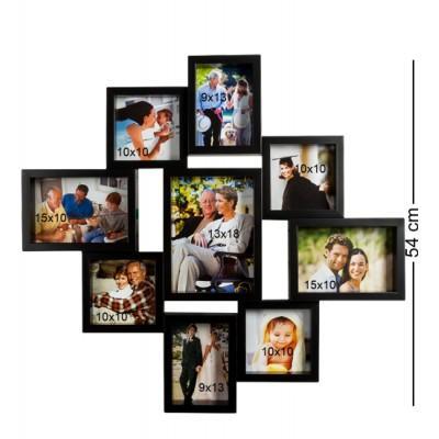 """Коллаж """"Семейная история"""" на 9 фото 9х13/10х10/13х18/15х10 см., Bellezza Casa, Италия"""
